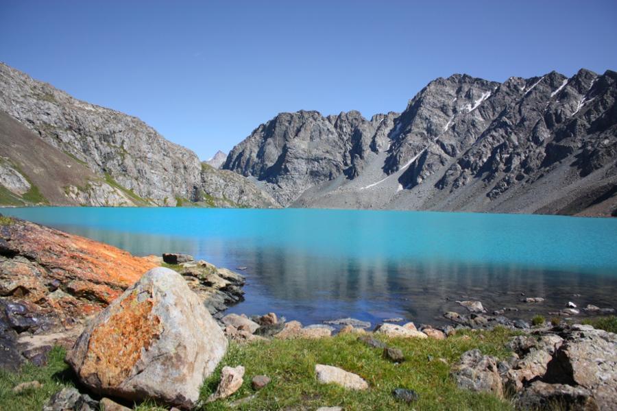 Que faire au lac Issyk Kul