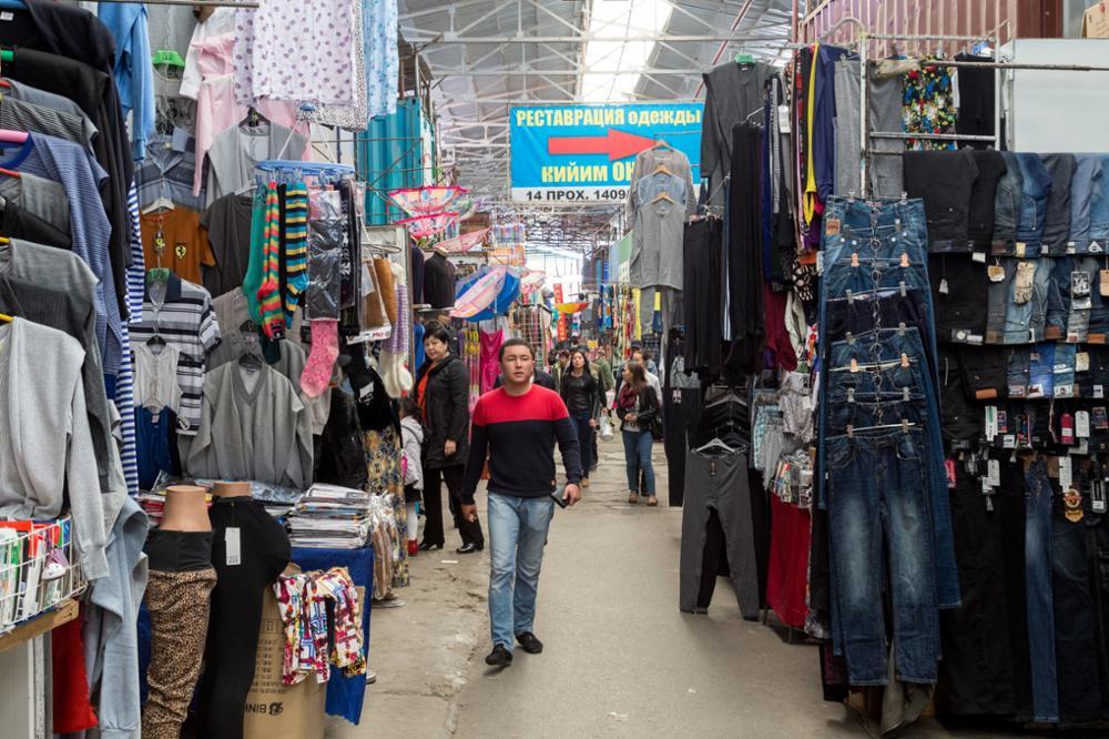 Guide des bazars de Bichkek