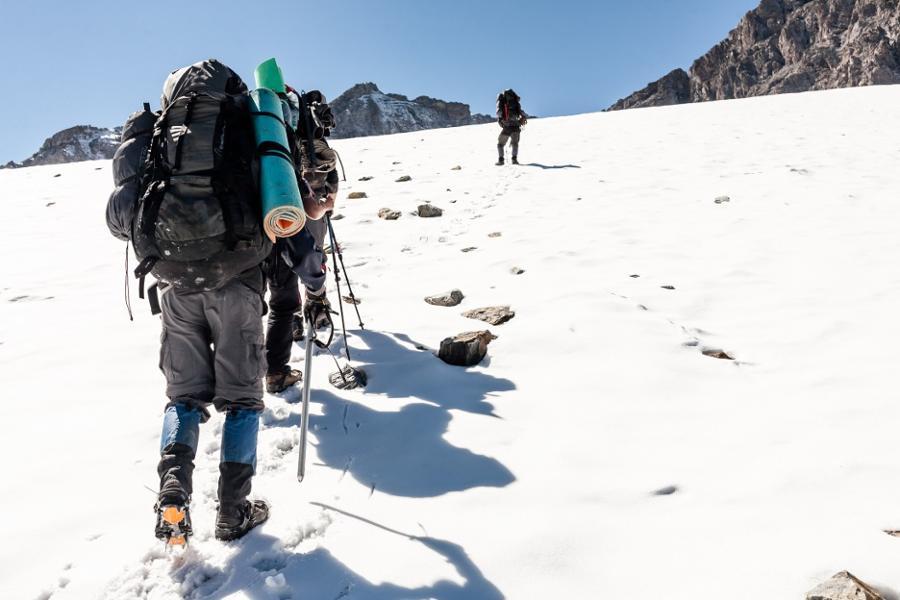 Choisir son équipement pour un trek au Kirghizistan