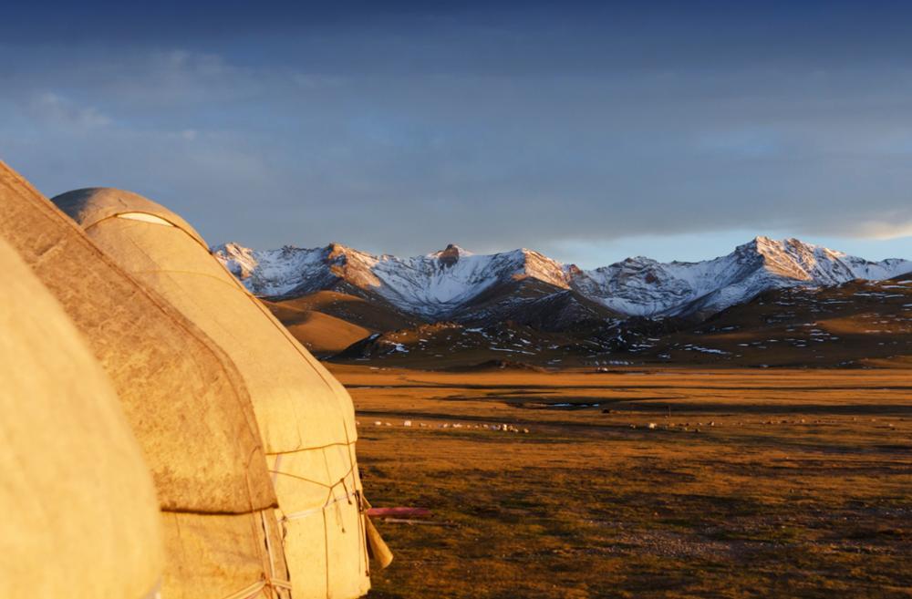 Où faire du cheval au Kirghizistan