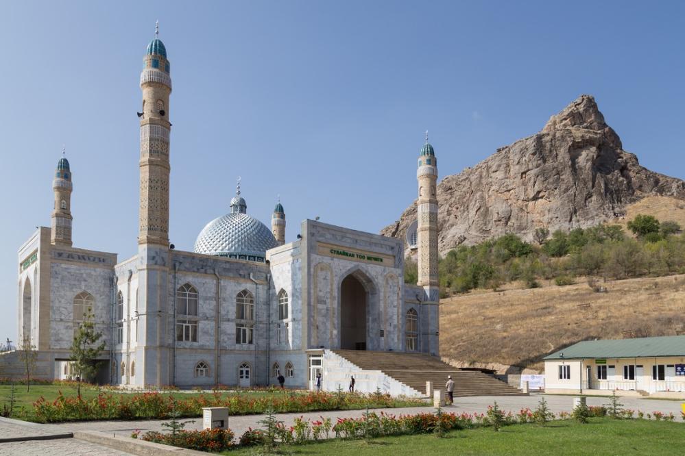 Les plus beaux sites historiques du Kirghizistan