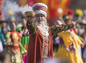 Norouz, le nouvel an kirghize