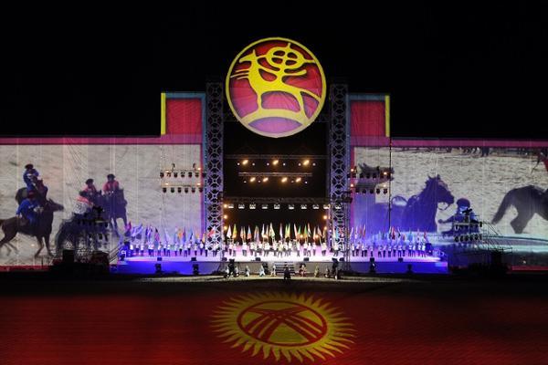 Les Jeux Mondiaux Nomades 2018 : l'événement à ne pas manquer au Kirghizstan !