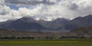 climat Kirghizistan