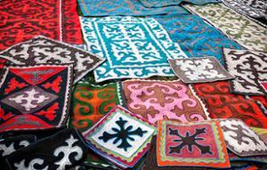 caudeau souvenir kirghizistan