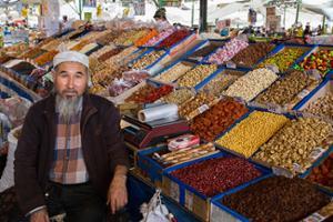 gastronomie Kirghizistan