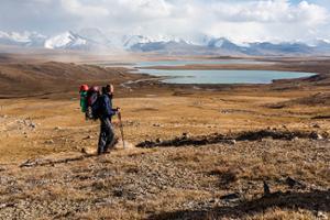voyager seul au Kirghizistan