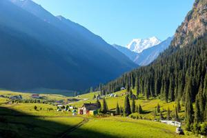 préserver la nature kirghize